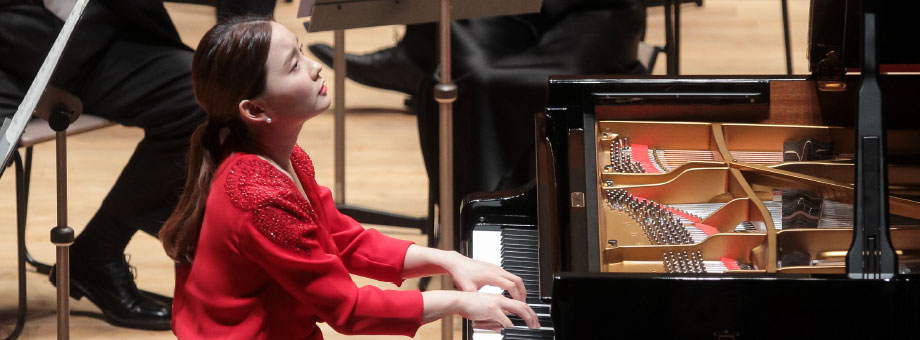 The 6th Competition Piano Section 1st Prize KIM Hyun Jung