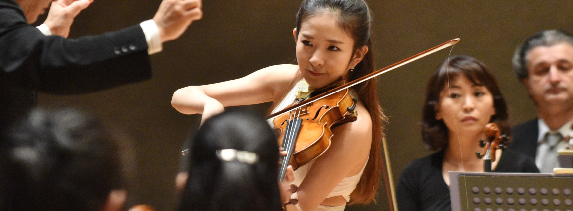 The 6th Competition Violin Section 1st Prize JANG Yoojin