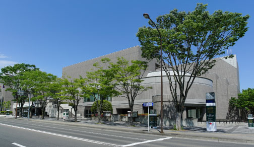 Hitachi Systems Hall Sendai(Sendai City Youth Cultural Center)