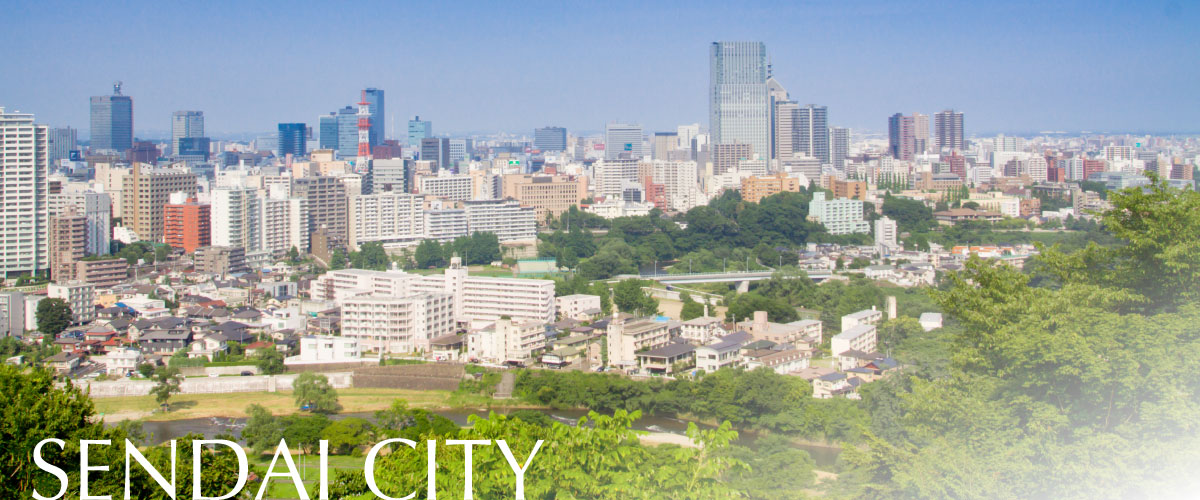 Sendai City