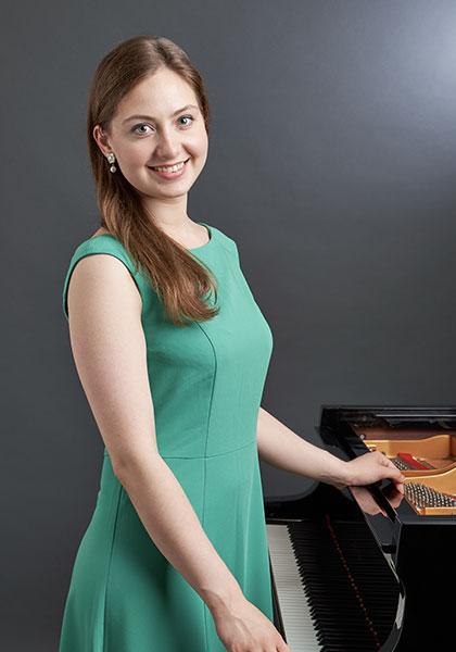 Daria PARKHOMENKO (Russia)