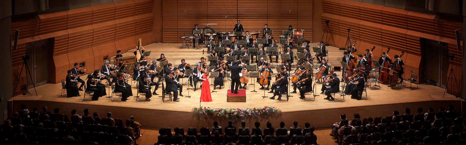 The 7th SIMC Highest Ranked Prizewinners' Recital Shannon LEE Violin Recital in Tokyo | Sendai International Music Competition Official Website
