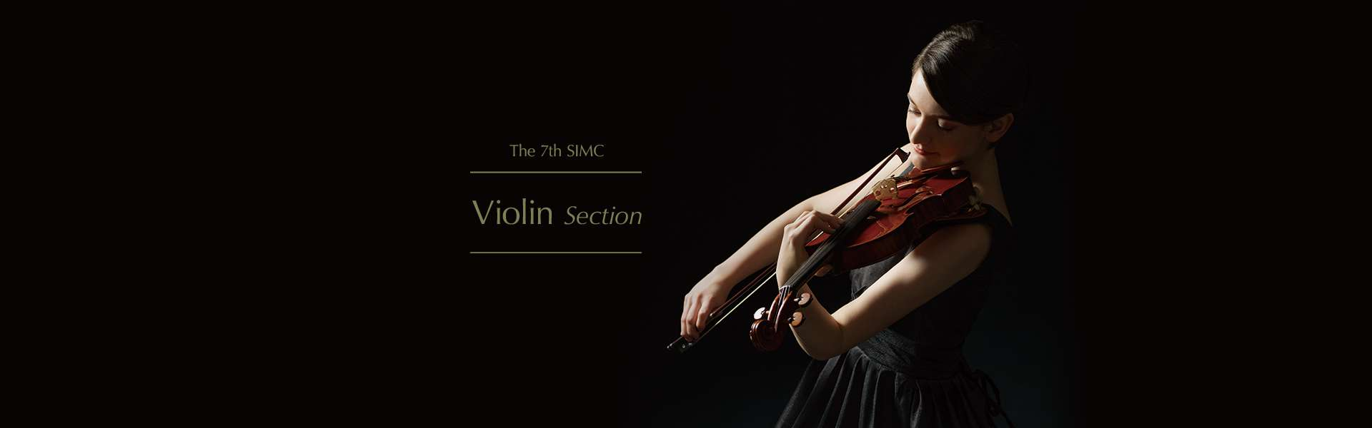 » Repertoire – Violin Section
