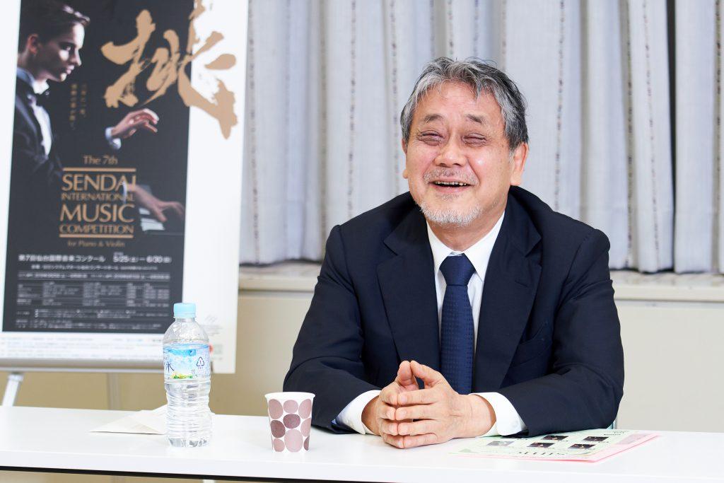 野島審査委員長