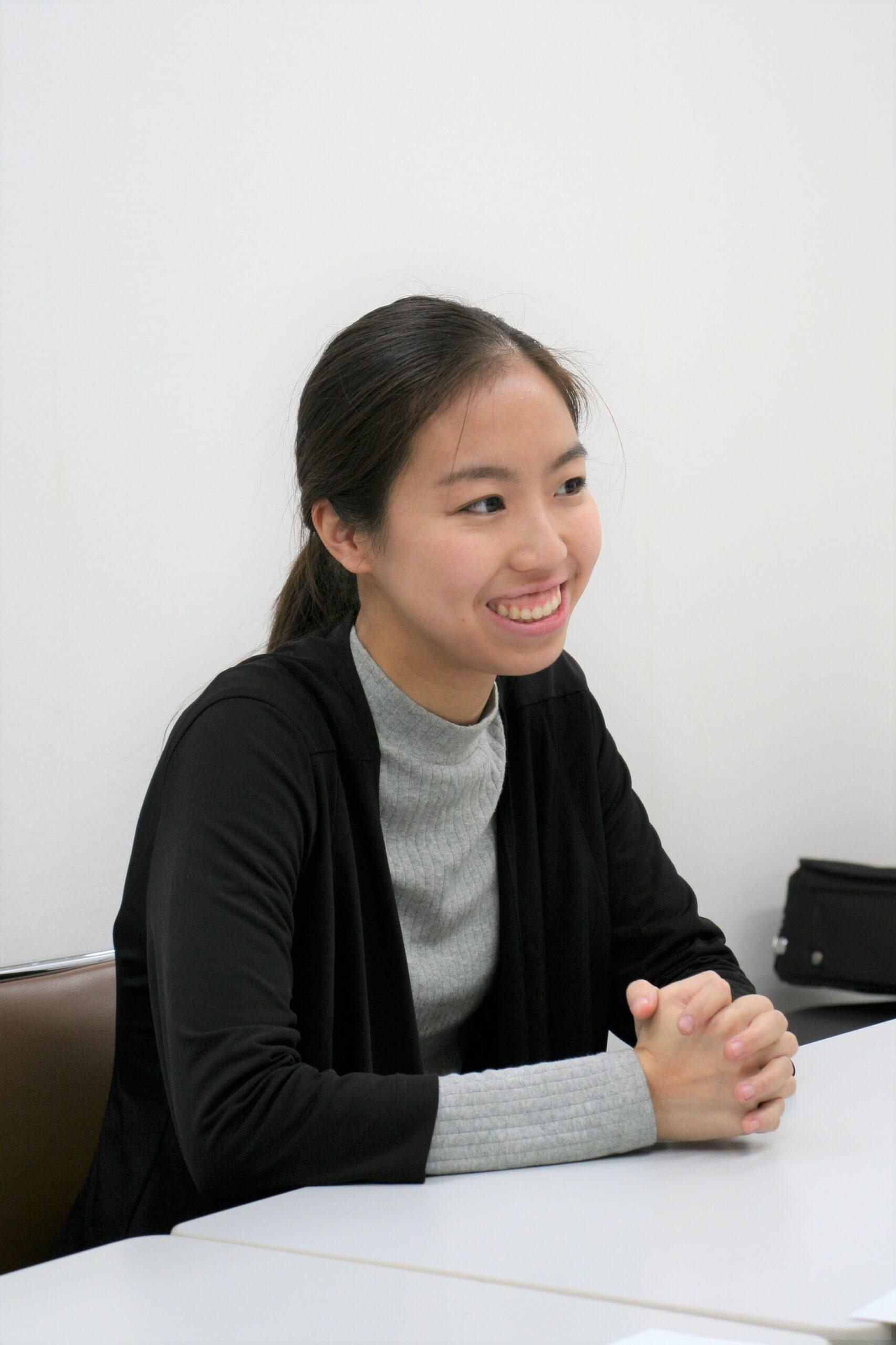 シャノン・リーさんインタビュー(第7回ヴァイオリン部門最高位[第2位])